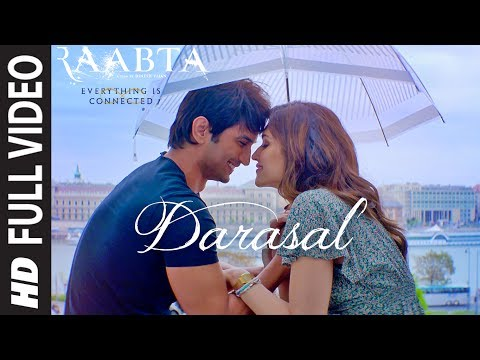 Darasal Full Hindi Video Song from Hindi movie Raabta