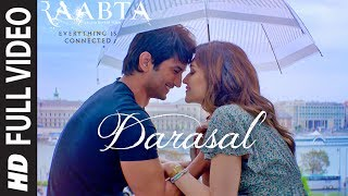Nonton Atif Aslam   Darasal Full Video Song   Raabta   Sushant Singh Rajput   Kriti Sanon Film Subtitle Indonesia Streaming Movie Download