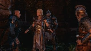Middle-Earth: Shadow of Mordor Walkthrough Part 21 - The Cure
