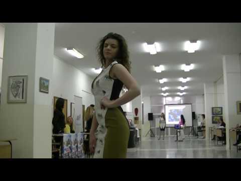 Модно ревю - 1 Студенти от специалност \Мода\