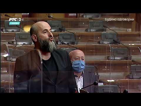 Obraćanje u Skupštini 05. 05. 2021. g. – Akademik Muamer Zukorlić