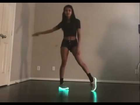 || Best footwork dance ||💓