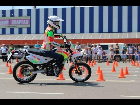У Черкасах вдруге відбулися змагання «Мотородео»
