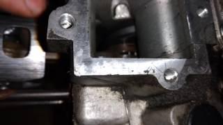 4. 2003 Aprilia scarabeo 50 ditech engine
