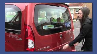 Peugeot Horizon Wheelchair Cars – Added Value No Added Cost