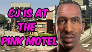 The Spanish Chiliad mystery community has found CJ in Grand Theft Auto 5! I took a deeper look at the Pink Cage also known as the Pink Motel and listed the information that I found. I made some interesting connections. What do you think?If you enjoy this type of content, don't forget to like and subscribe!Follow Me On Twitter: https://twitter.com/MyNameIzMittensAdd Me On The Rockstar Social Club: https://socialclub.rockstargames.com/...Join the Mittens Mafia Crew: https://socialclub.rockstargames.com/...Mittens Mafia Discord: https://discord.gg/F9py8gc