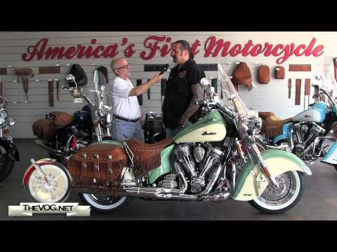 A Beginner's Guide To Indian Motorcycles