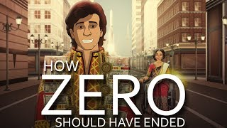 How Zero Should Have Ended | Shahrukh Khan | Katrina Kaif | Anushka Sharma | Shudh Desi Endings