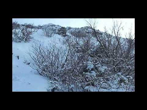 pourquoi il y a de la neige sur les montagnes