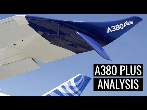 Why did Airbus Consider the A380 Plus?