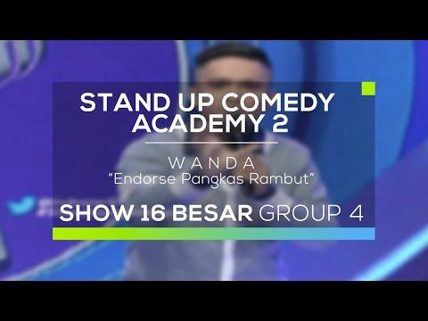 Wanda - Endorse Pangkas Rambut (SUCA 2 - 17 Besar Group 4)