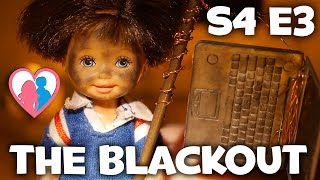 """The Barbie Happy Family Show S4 E3 """"The Blackout"""""""