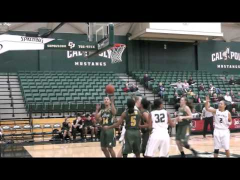 Cal Poly Women's Basketball vs. University of San Francisco
