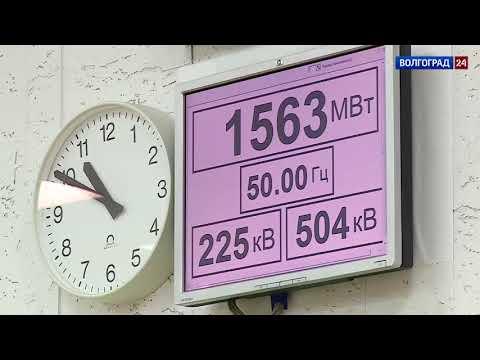 Юбилей ветерана Волжской ГЭС Бориса Ганзенко. Выпуск от 18.10.2017