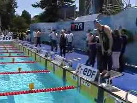 J'ai testé la combinaison de natation de compétition