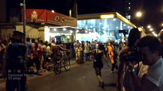 Momo 2018. 15 años Carnaval Popular