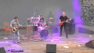 Video Black Clouds in Levice Castle 06/09/2014 , Part 2