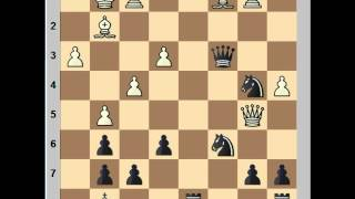 Instructive Slav Defense Game: Carlsen vs Gelfand