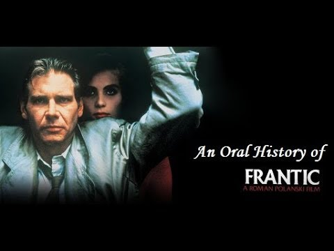 An Oral History Of FRANTIC (1988)