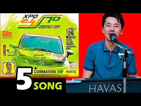 Video HAVAS guruhi song TUM HI HO for XPD 2470 download in MP3, 3GP, MP4, WEBM, AVI, FLV January 2017