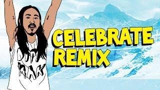 Celebrate (Steve Aoki Remix) - Empire of the Sun