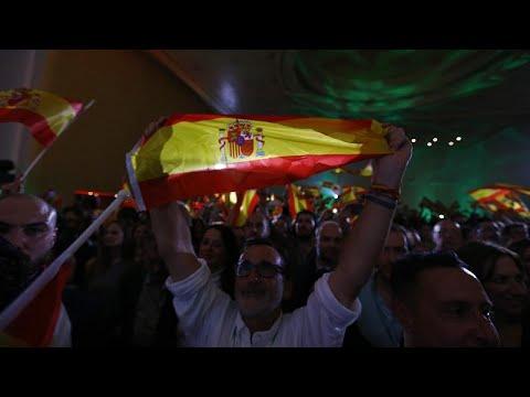 Spanien: Rechtsextreme erobern erstmals Regionalparlame ...