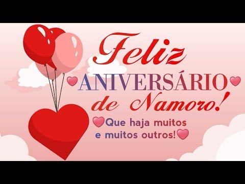 Frases romanticas - Mensagem de Aniversário de Namoro  Feliz Aniversário de Namoro!