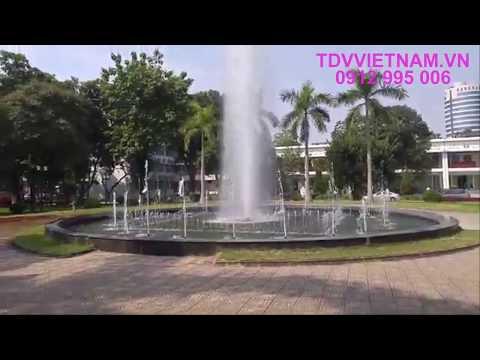 Đài phun nước Trường Đại học Bách khoa Hà Nội