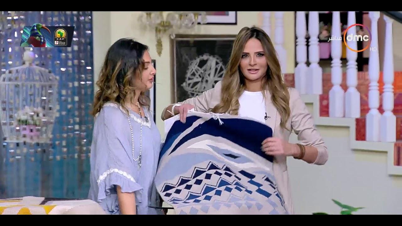 السفيرة عزيزة - حوار مع إيمان شهاب مصممة الكليم والسجاد