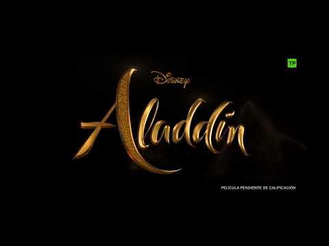 Aladdin - Teaser Tráiler Oficial en español?>