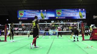 Ratchaburi Thailand  city photos : Takraw Thailand League 2014 - Nakhon Pathom vs. Ratchaburi (Round 11 Highlights)