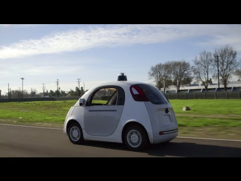 Google Car su strada dall'estate 2015 VIDEO