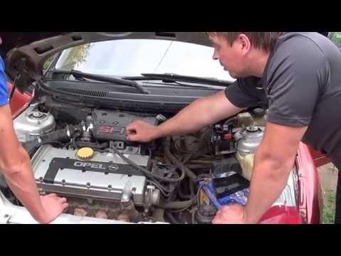 Двигатель на ваз 2109 от иномарки фотка