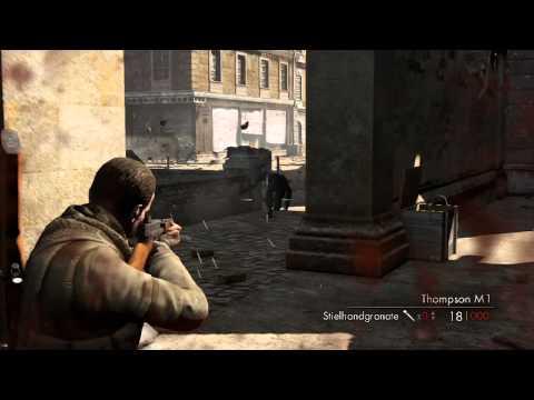 Sniper Elite V2 - летсплей от Wylsa