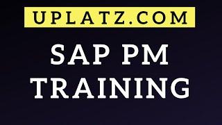 SAP PM tutorial