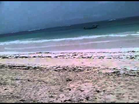 Africa Beach Holidays & Snorkeling in Diani Beach Kenya
