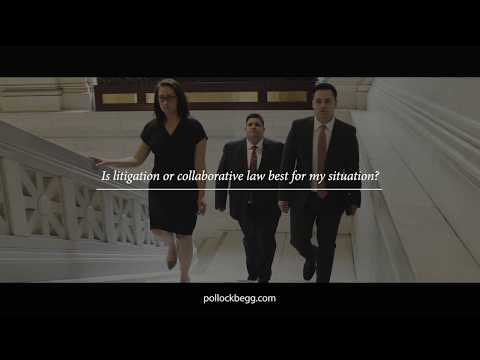 Is Litigation or Collaborative Law Best for My Situation? Video
