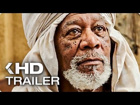 BEN HUR Official Trailer 2 (2016)