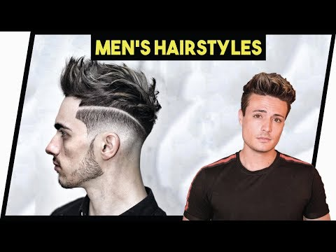 The BEST Mens Hairstyles On The Internet (EP.4)  Mens Hair 2018  BluMaan