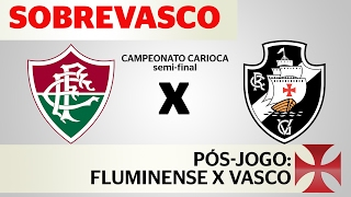 As nossas impressões sobre a eliminação do Vasco do campeonato estadual e nossas perspectivas pra sequencia da temporada. Confere aí!
