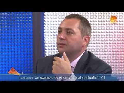 399. Florea Daniel Cristian - Un exemplu de reforma moral spirituala in VT