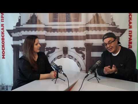 Леонид Роберман в гостях у Марии Чемберлен
