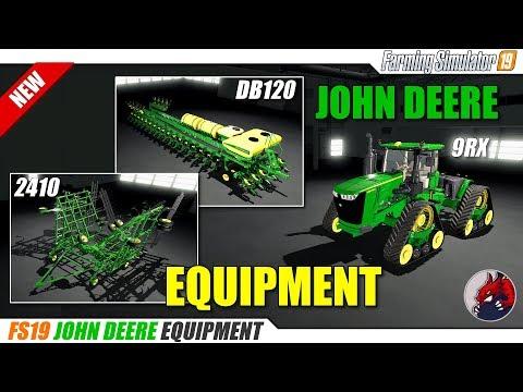 JOHN DEERE 9RX v1.0