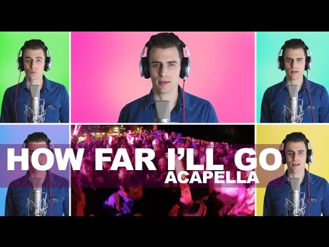 Video Alessia Cara - How Far I'll Go - Acapella (Moana) download in MP3, 3GP, MP4, WEBM, AVI, FLV February 2017