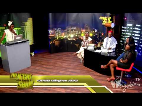 THE NIGHT SHOW - Guest: Beverly Naya & Meg (Before 30) | Wazobia TV