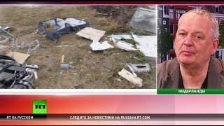 Эксперты: Заявление Нидерландов о неподходящем формате данных по MH17 говорит о необъективности