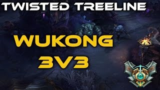 Playing Wukong in a 3v3 ranked game! Stay updated by following me on Social Media: Twitter: https://twitter.com/C00LStoryJoe Facebook: https://www.facebook.c...