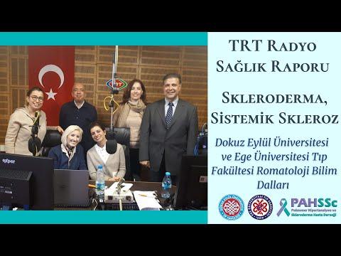 TRT Radyo - Sağlık Raporu - Skleroderma Nedir - 2018.11.26