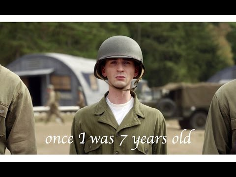 | Steve Rogers - Once I Was 7 Years Old |