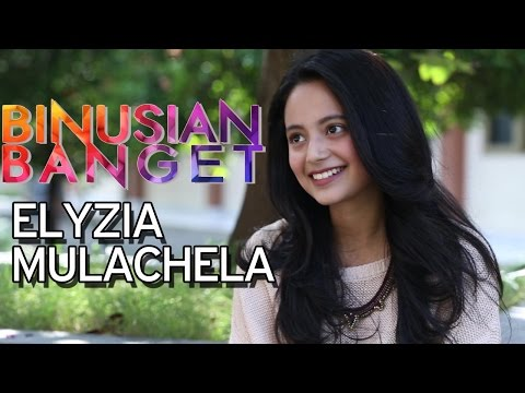 BINUSIAN BANGET – Elyzia Mulachela – Marketing Communication Student